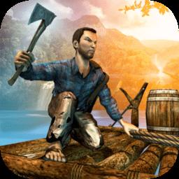 海上木筏荒岛生存手机版 v1.0 安卓版