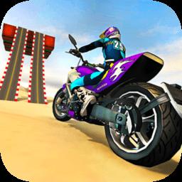 火箭摩托车破解版 v1.0.4 安卓版