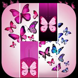 蝴蝶钢琴块2018手游 v1.1.2 安卓版
