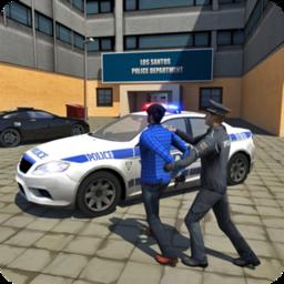 警察模拟器英雄城手机版 V2.0 安卓版