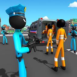 火柴人警察模拟器手游 v2.9 安卓版