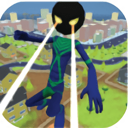 火柴人超�英雄游�� v1.1 安卓版