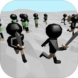 火柴人战场模拟器游戏