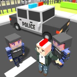 方块警察生存巴士手机版 v1.1.1 安卓版