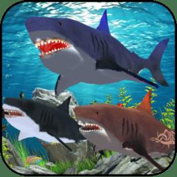 鲨鱼海底赛车单机版