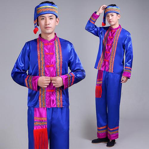 傣族服装款式图