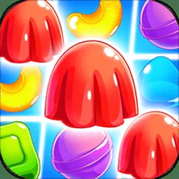 开心糖果消消乐单机破解版 v1.0.7 安卓版