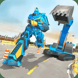 挖掘机机器人手游 v1.2.1 安卓版