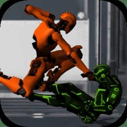 街头机器人格斗游戏 v1.0 安卓版