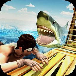 木筏求生鲸鲨猎人破解版 v1.2 安卓版