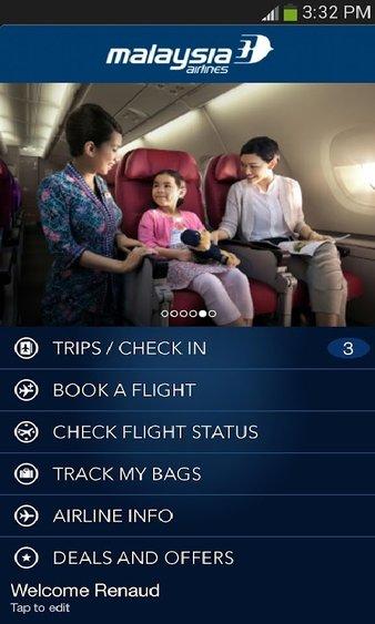 马来西亚航空app