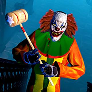疯狂小丑密室逃脱手游