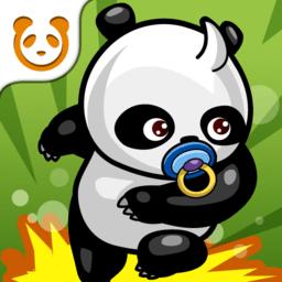熊猫屁王中文版