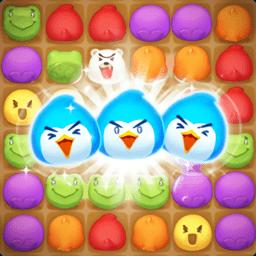 企鹅消消乐游戏