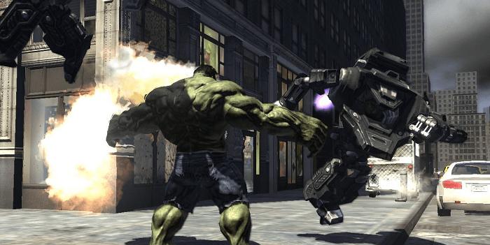 绿巨人2008游戏