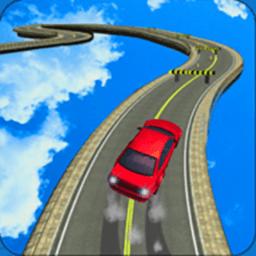 疯狂的汽车轨道驾驶手游 v2.0.03 安卓版