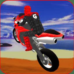 蜘蛛侠极端自行车手游 v1.0.3 安卓版