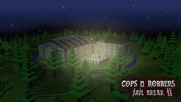警察�c���I越�z2中文版(cops n robbers2) v1.0.1 安卓版