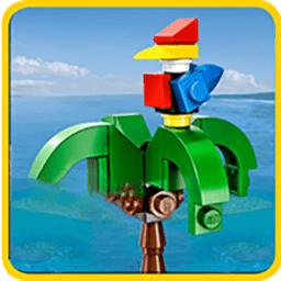 乐高创意百变岛破解版 v3.0.2 安卓免费版