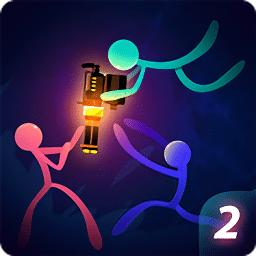 坚持战斗2最新破解版(stickfight2:infinity)v1.02 安卓版