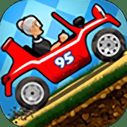 愤怒的老奶奶赛车无限金币版 v1.5.6 安卓版