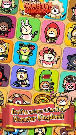 仓鼠王国手游 v1.0.8 安卓版