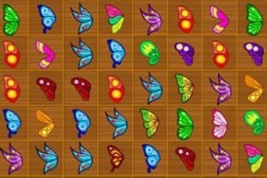 蝴蝶连连看游戏 中文版