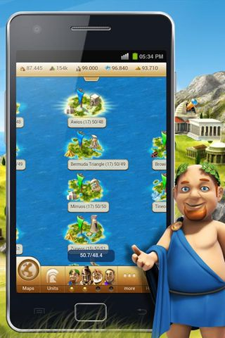 岛屿王国游戏(lkariam mobile) v1.7.0 安卓版