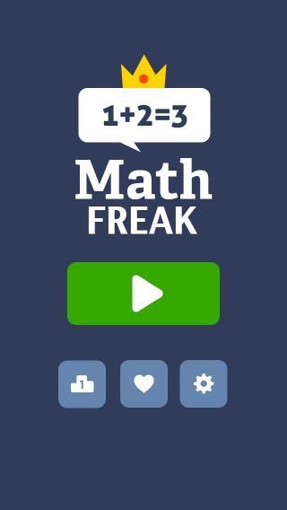 数学你妹手游(math freak) v1.5 安卓版