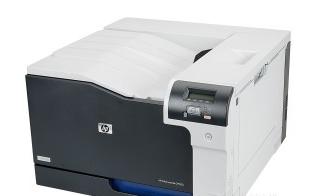 惠普cp5225打印机驱动 电脑版
