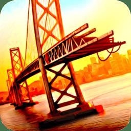 桥梁建筑模拟器中文版v1.2.1 安卓汉化版