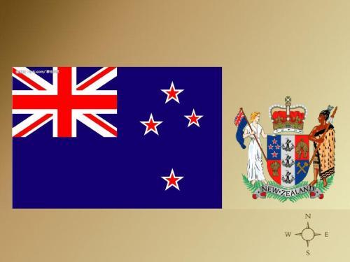 新西兰概况ppt