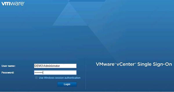 vmware vsphere6.0版