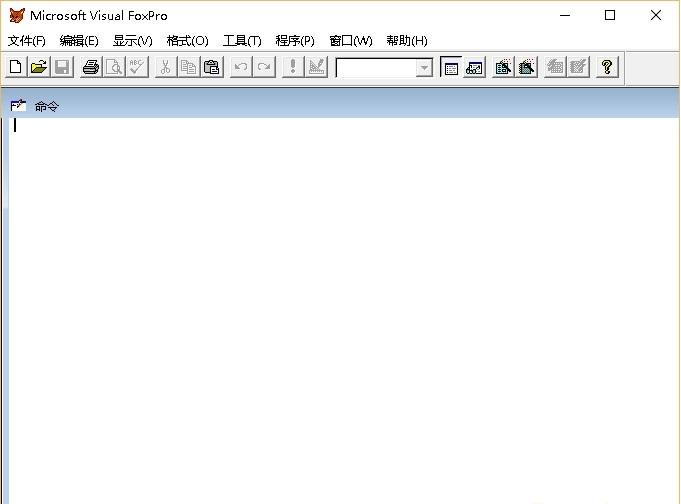 visual foxpro9.0中文版