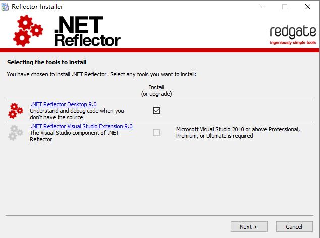 .net reflector中文版 汉化版