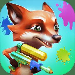 喷绘颜色战争手机游戏 v1.0 安卓版