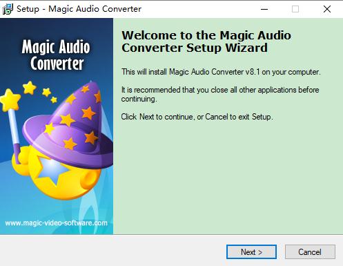 magic audio converter官方版
