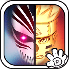 死神vs火影正式版