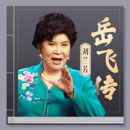 岳飞传评书全集绿色版