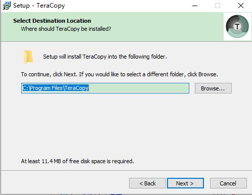 teracopy中文版 v3.0.1.0 电脑版