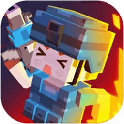 像素求生大逃���C游��(pixel battleground)