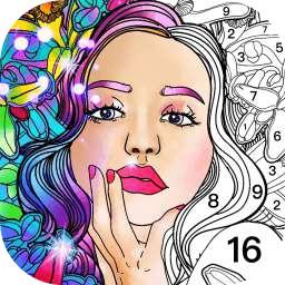 艺术数字填色书游戏 v1.8 安卓版