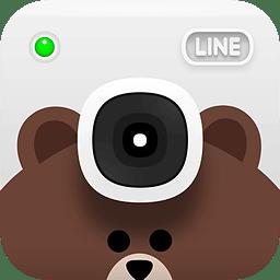 line camera中文版