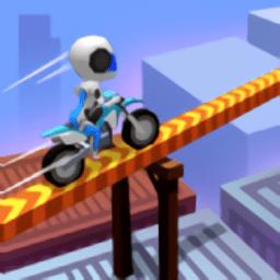 旋转摩托游戏