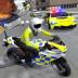 警车驾驶摩托车游戏