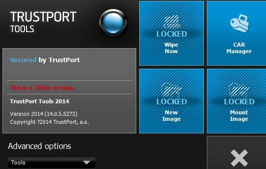 trustport tools官方版