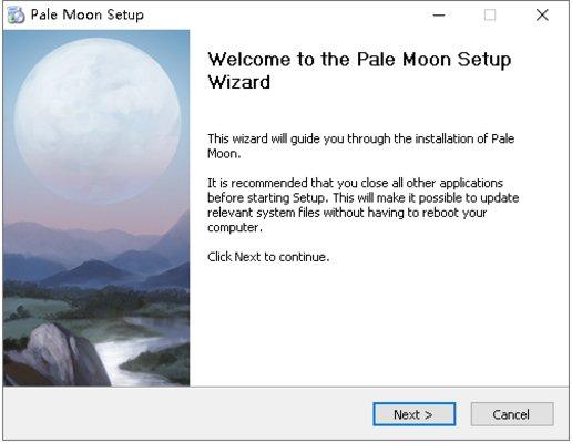 pale moon中文版(苍月浏览器) v28.13.0 官方版