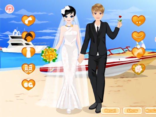 婚礼女孩的游戏手游