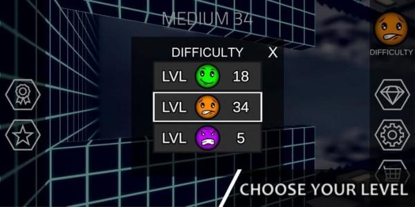 几何跳跃游戏 v1.18 安卓版