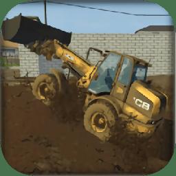 挖掘机驾驶模拟游戏 v2.1 安卓手机版